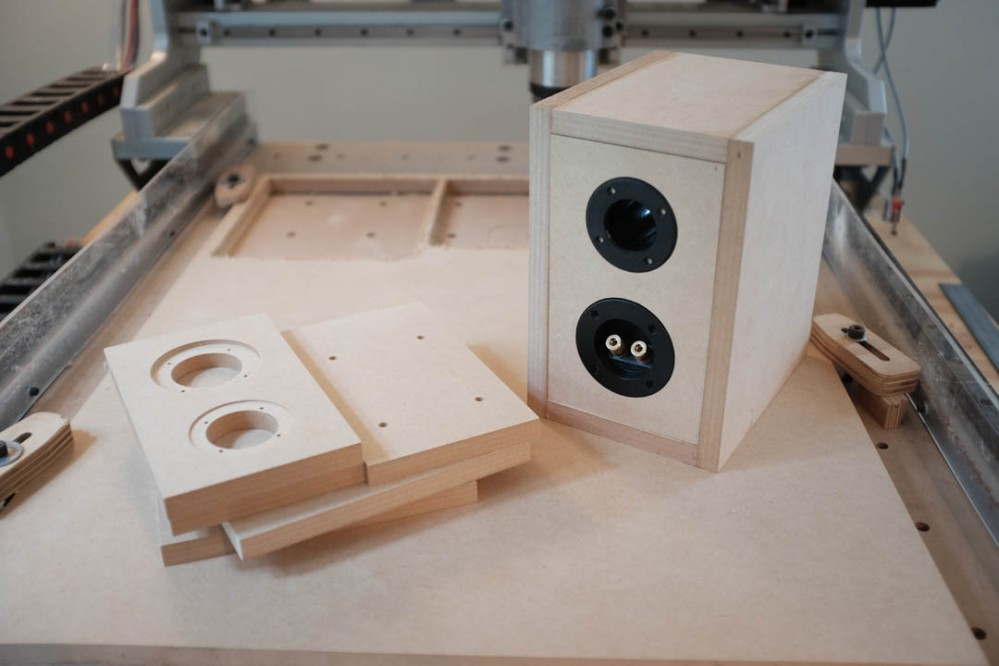 Overnight Sensations' Speaker Build – Jeremy Young Design